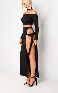 Tasha Cut Out Co-ord