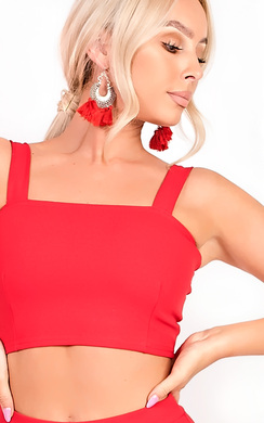 Andrea Tassel Earrings