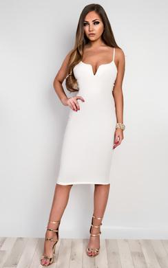 Adela Strappy Bodycon Dress