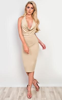 Penelope Halterneck Bodycon Dress