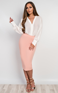 Kourtney Pencil Skirt