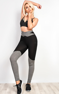 Active Wrap Around Gym Leggings