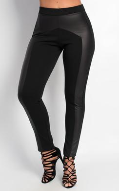 Xia Thick Stretch Leggings