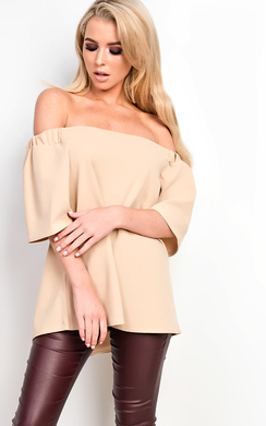 Camelia Off Shoulder Top