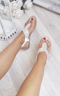 Twila Embellished Sandals