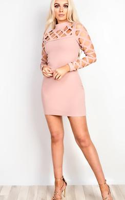 Esme Cut Out Bodycon Dress