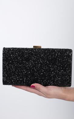 Sappho Gem Detail Clutch Bag