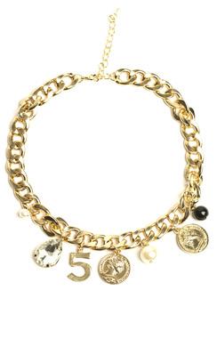 Kamala Gold Style Necklace