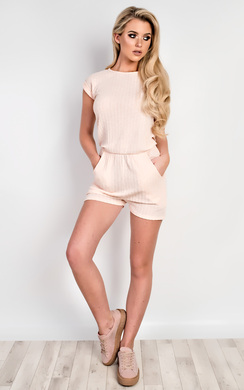 Emile Knitted Playsuit