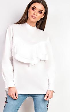 Bey Frill Shirt