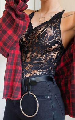 Brogan Lace Bodysuit