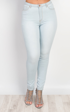 Orson Classic Skinny Jeans