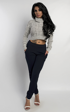 Selina High Waist Trousers