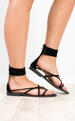 Ziba Strappy Sandals
