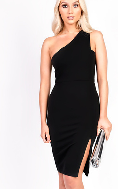 Kirah One Shoulder Bodycon Dress