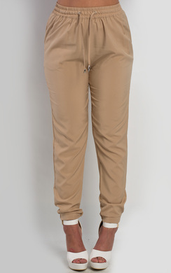 Evrose Elasticated Trousers