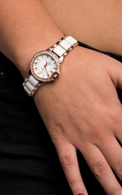 Romana Diamante Watch
