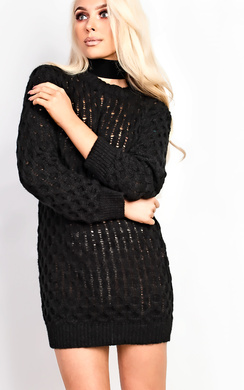 Malena Oversized Knitted Jumper