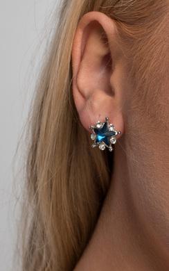 Abigail Star Earrings