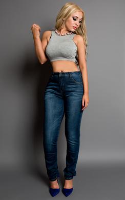 Josie Straight Cut Jeans