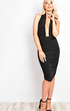 Marlyn Slinky Bodycon Dress