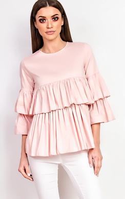 Manuella Frill Shirt