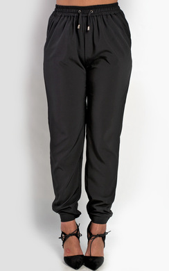Evrose Elasticated Trousers