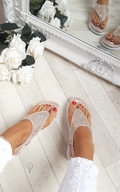 Karley Embellished Sandals