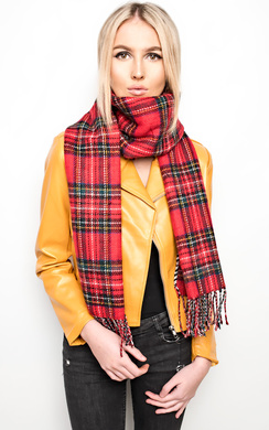 Lacie Reversible Scarf