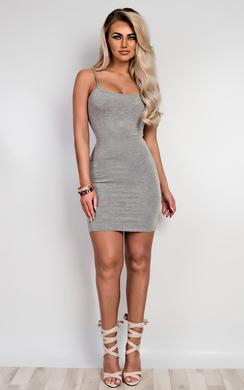 Emily Basic Mini Dress
