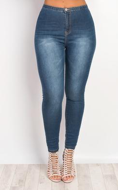 Kamren Skinny Fit Jeans