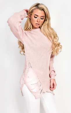 Alexia Oversized Jumper