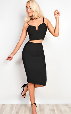 Larissa Fitted Co-ord