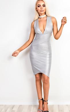 Camilla Bandage Bodycon Dress