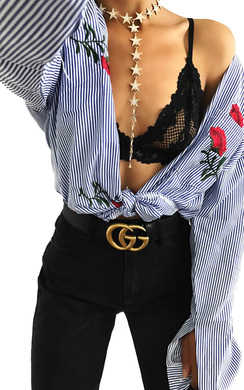 Molly Embroidered Shirt