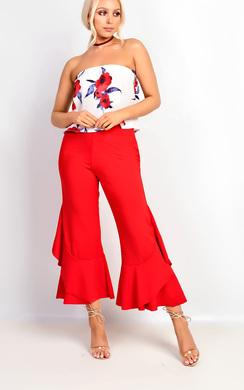 Monica Flared Trouser