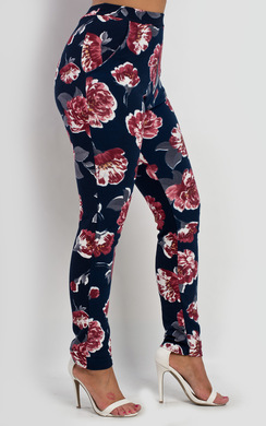 Orla Floral Trousers