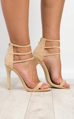 Kanya Strappy High Heels