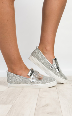 Lolani Glitter Loafers