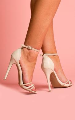 Alysa Strappy High Heels