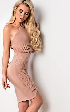 Kendall  Bodycon Wrap Dress