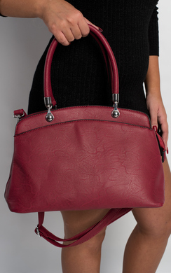Amy Zip Detail Handbag