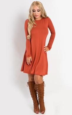 Sheryl Swing Dress