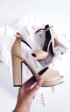 Joselyn Platform Heels