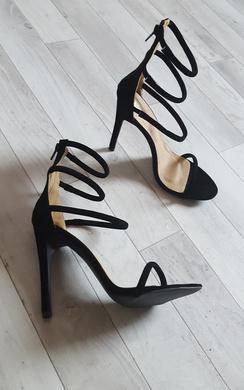 Dextra Strappy High Heels