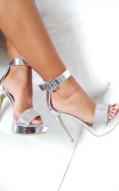 Paige Diamante Platform Heels