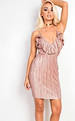Sherri Ribbed Bodycon Dress