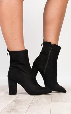 Banu Faux Suede Boots
