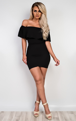Cassidy Off Shoulder Bodysuit