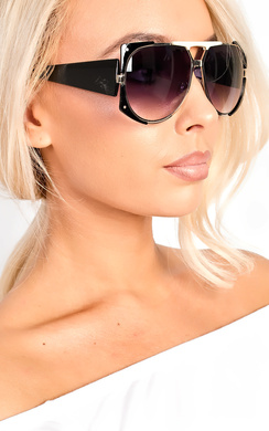 Lulu Aviator Sunglasses